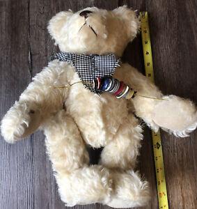 Pamela-wooley-16-mohair-teddy-bear-Lang-Company