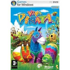 VIVA-PINATA-PC-DVD-ROM-Win-XP-Vista-New-Sealed