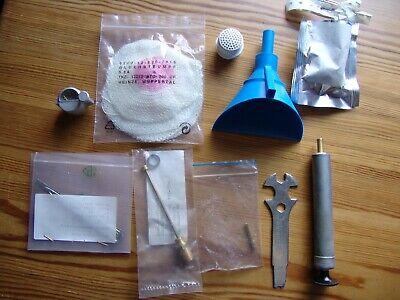 5  Glühstrümpfe 100HK U-Form speziell f Coleman Lampen oder Geniol Glühstrumpf