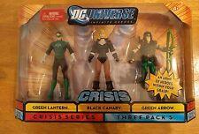 DC Universe Infinite Heroes Crisis 3 Pack Green Lantern, Arrow & Black Canary