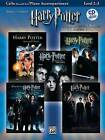 Harry Potter Instrumental Solos (Movies 1-5): Cello (Removable Part)/Piano Accompaniment by Alfred Publishing Company (Mixed media product, 2008)