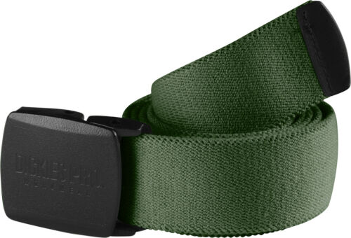 Dickies Pro Belt green Stretch Gürtel Hosengürtel DP1004 Grün