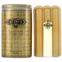 Cuba Prestige Legacy By Fragluxe 3 Oz Edt Cologne For Men In Box on sale