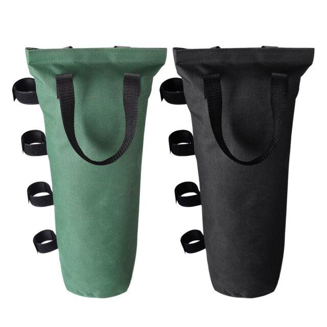 4pcs Rock/dirt/ Sand Leg Weight Bag Feet for EZ Pop up ...