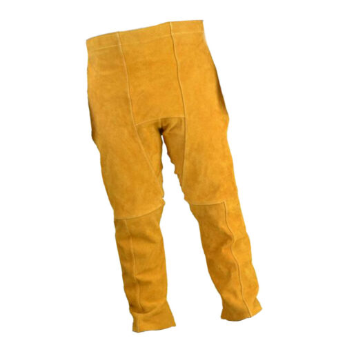 Welding Trousers Fireproof Flame Retardant Fire Resistant Protective Pants