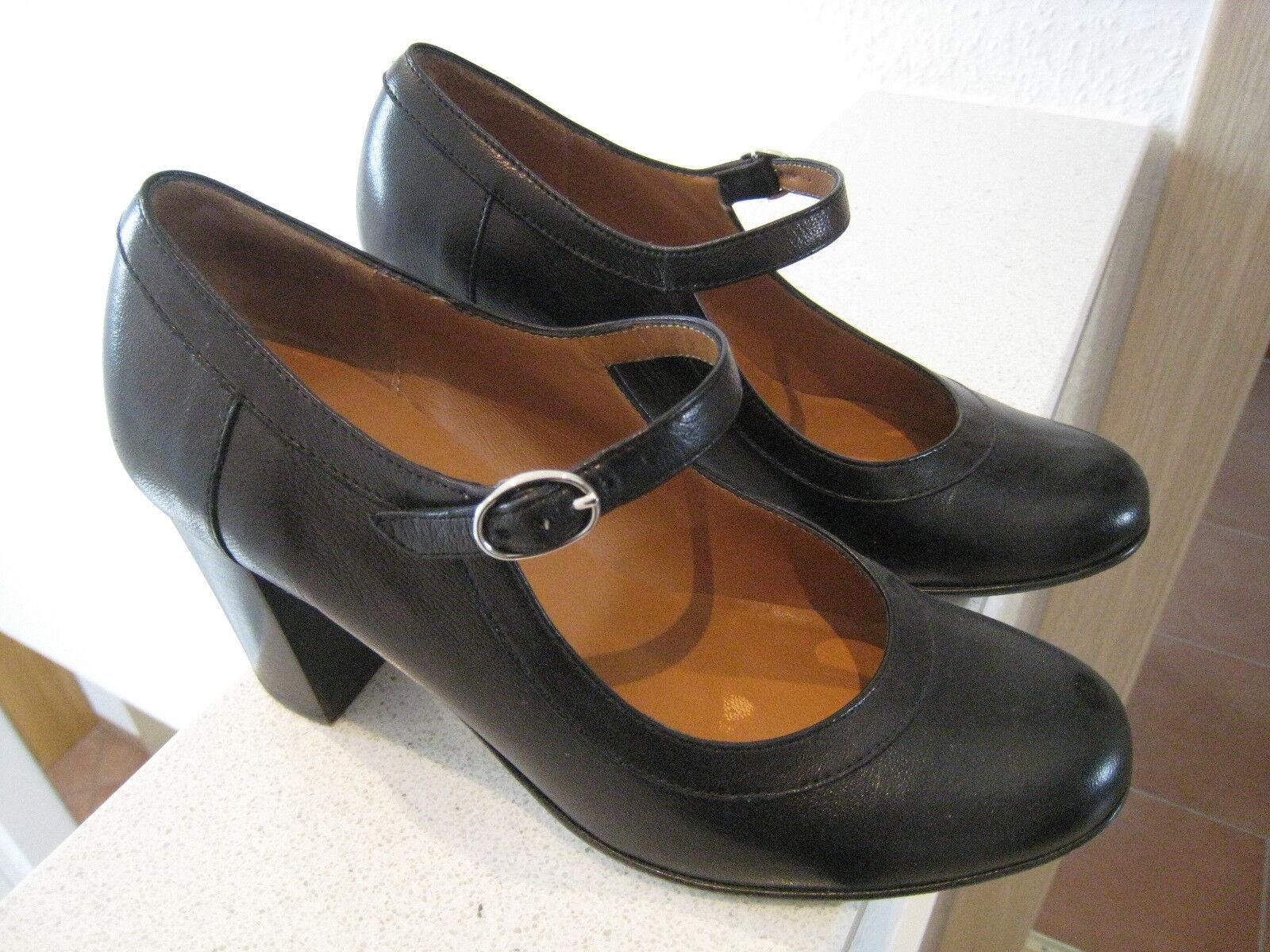 Schuhe Pumps 34 von Antonio, Venezia Gr 34 Pumps  schwarz Leder Top Zustand, wie NEU 243da2
