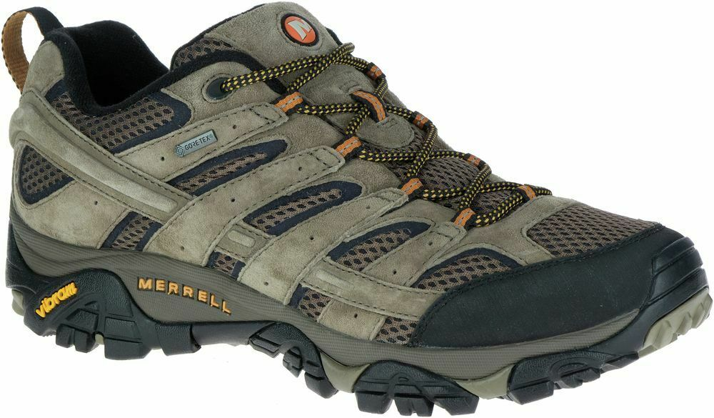 MERRELL Moab 2 LTR Gore-Tex J18427 Outdoor Hiking Trainers Athletic schuhe Mens