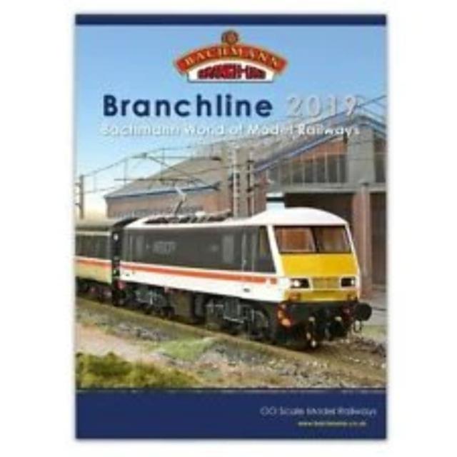 Bachmann 36-2019 OO Gauge Model Railway Catalogue 2019
