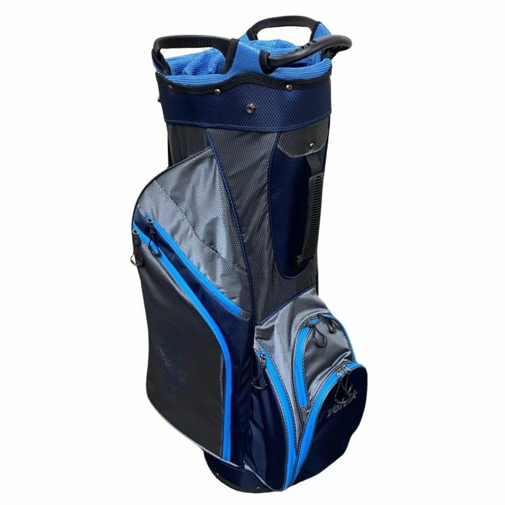 Volvik Golf Cart Golf Bag 14-Way Top - New 2021 - Pick Color
