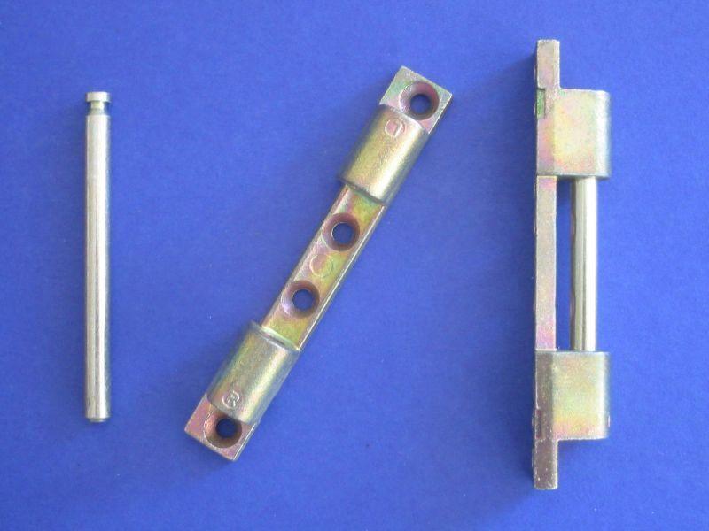 AUBI Dreh Kipp Lenker Scherenlager LL 213 + Stift für für für Holz & Kunststoff Fenster   Lebhaft  0f096c