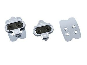 SHIMANO-SM-SH56-CLEAT-SET-MULTIPLE-RELEASE-MODE-SILVER-BRAND-NEW-Y41S98092-W
