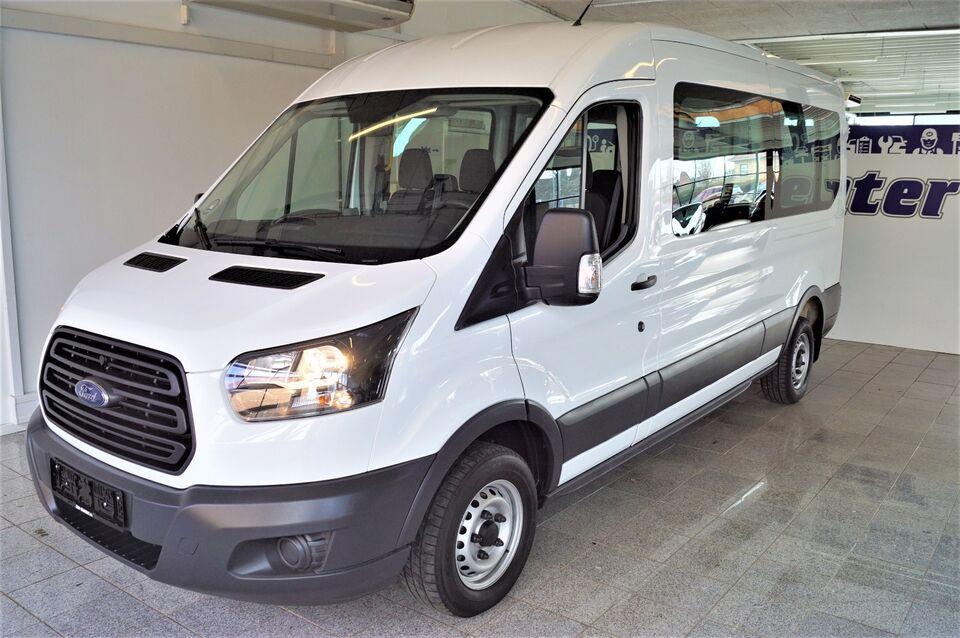Ford Transit 350 L2 Kombi 2,0 TDCi 105 Ambiente H2 d Diesel