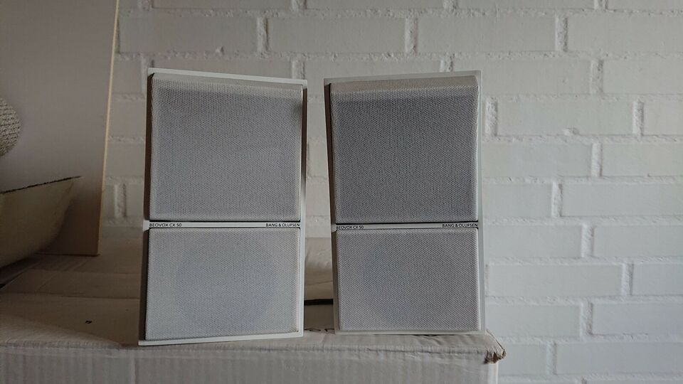 Tilbehør, Bang & Olufsen, CX50