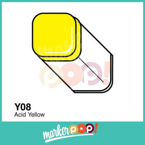 TOO COPIC ORIGINAL Marker Y00-38// YG01-99// YR00-2  .COPIC US AUTHORIZED RETAILER