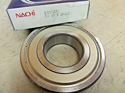 2 Nachi 6206-2NSE C3 XM Bearings New