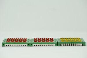 4x-6940-Verteilerplatte-und-2x-6941-Klemmplatte-Fleischmann