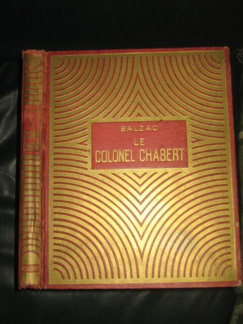 """LE COLONEL CHABERT  Suivi de  """"ADIEU""""  Par  HONORÉ DE BALZAC"""