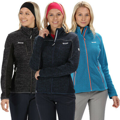 RG4455 Regatta Womens//Ladies Willowbrook Vi Hooded Fleece
