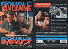 DOUBLE IMPACT - DVD (NUOVO SIGILLATO) VAN DAMME