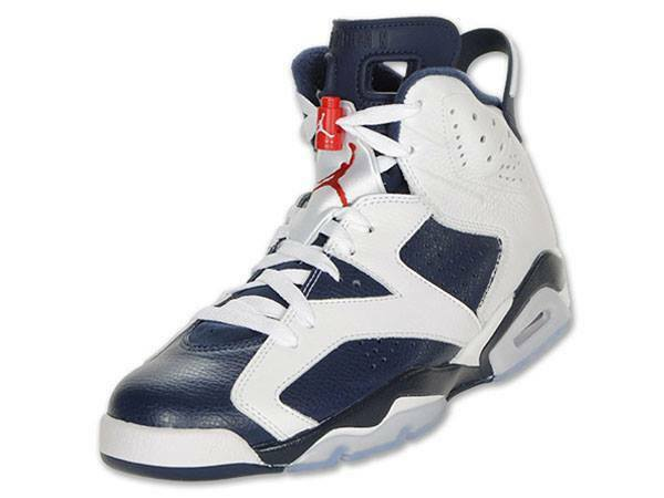 Nike Air Jordan 6 Retro Olympics - Brand New DS - Size 14