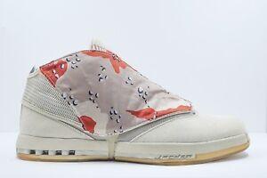 sports shoes 1c16c b9fe3 Image is loading NIKE-AIR-JORDAN-16-VETERANS-DAY-US-16-