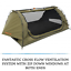 King-Single-Dome-Swag-Darche-Steel-Dusk-To-Dawn-1100-Outdoor-Camp-Freestanding thumbnail 7