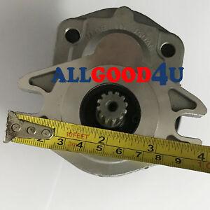 Details about Hydraulic Pilot Pump Gear Pump For Kawasaki Hydraulic Pump  K3V112DT