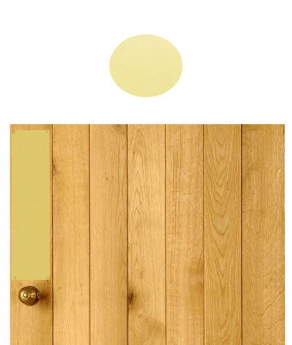SOLID BRASS PUSH PLATE COMPLETE WITH DRILLED /& CSK HOLES /& SCRWS POLISHED FINISH