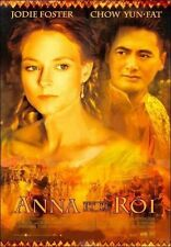 Affiche 120x160cm ANNA ET LE ROI /ANNA AND THE KING 1999 Jodie Foster, Yun-Fat
