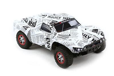 Custom Black Body for ProSC10 Truck Car 1//10 Slash Slayer Shell Cover
