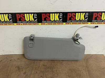 Vauxhall Insignia Sun Visor Passenger Side With Mirror And ...