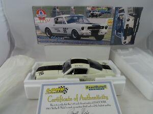 1-18-Esatto-Dettaglio-1965-Shelby-G-T-350-R-Model-Rick-Kopec-98-Lmtd-Rarita