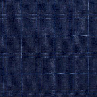 Imparziale Abito Su Misura Tasmania Principe Di Galles Peso Full Time Colore Blu Scuro