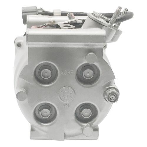 RYC Remanufactured AC Compressor 2002 2003 2004 2005 Honda Civic 1.7L GG613