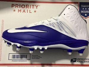 2211b0247 Nike Zoom Code Elite TD PF Football Cleats 620499-109 MSRP $150 ...