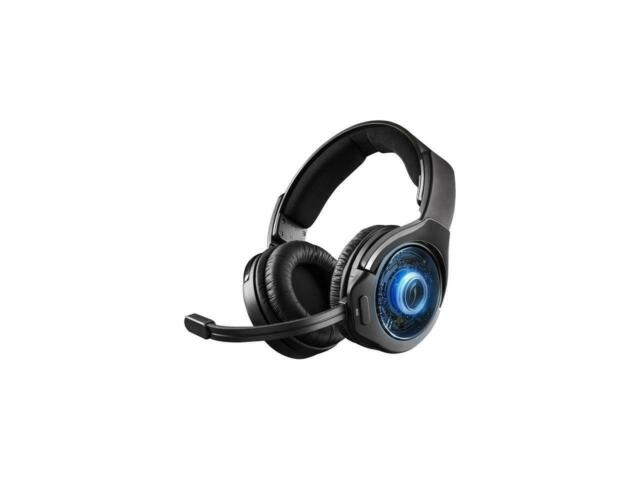 PDP AG 9 Wireless Headset for PlayStation 4 - Black
