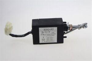 Elektromagnetventil-Motorstoppmagnet-12V-Drosselklappensteller-Xhq-Pt-lh