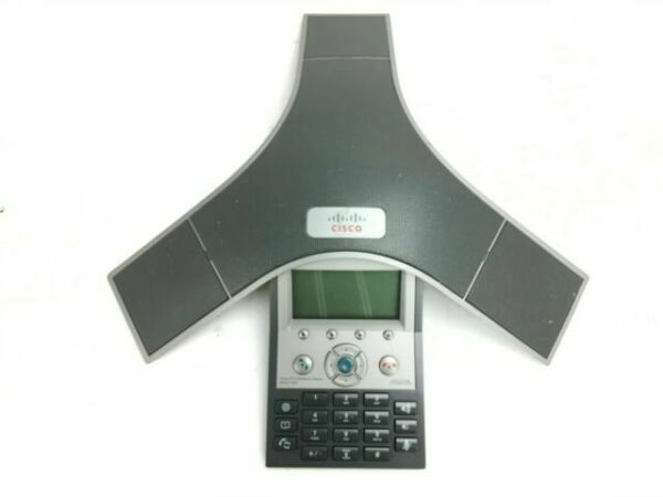 Cisco Polycom IP Conference Station 7937 Cp-7937g Phone