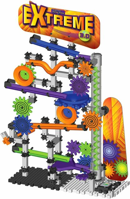 Marble Mania Zany Trax Stem Building Kit By The Learning