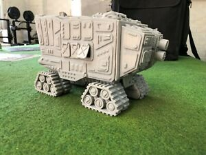 Star-Wars-Legion-40K-Necromunda-Compatible-Terrain-Sand-Crawler-Transport