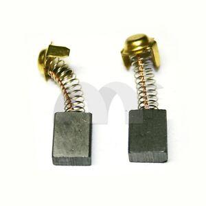 10 Piezas 12.4x7.4x6.4mm Escobillas De Carbono 999021 para Hitachi Herramienta El/éctrica