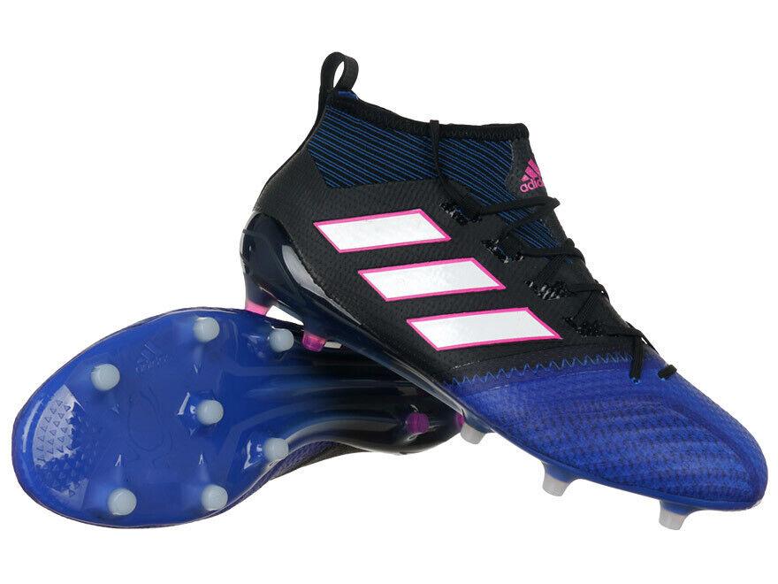 Adidas performance Ace 17.1 primeknit FG Soquí señores botas de fútbol azul