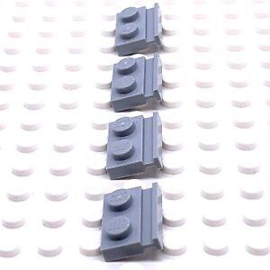 LEGO 6004990 Part 1x2 1//2 1.5 Plate X4 Light Grey 99780