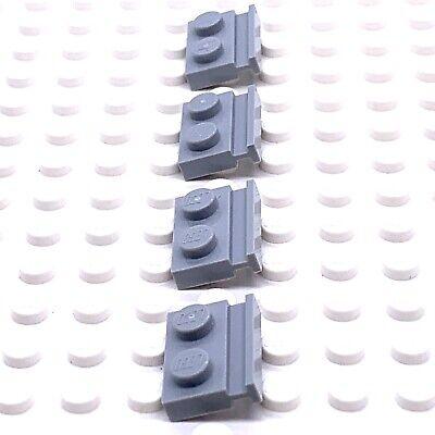 4211568 Brick 32028 LEGO NEW 1x2 Light Bluish Grey Plate with Door Rail 10x