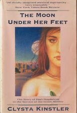 The Moon Under Her Feet Mary Magdalene Christian Pagan Fantasy Goddess Book