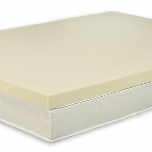 3 Quot Queen Size High Density 4 0 Memory Foam Bed Topper
