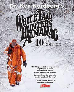 Dr-Ken-Nordberg-039-s-WhiteTail-Hunter-039-s-Almanac-10th-Edition-Black-White-Paperback