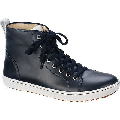 Birkenstock Bartlett Men Naturleder Schuhe High Top Sneaker 1004639 Weite normal | eBay