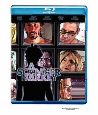 A SCANNER DARKLY (Keanu Reeves)   -  Blu Ray - Sealed Region free