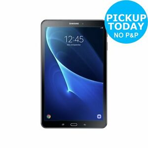 Samsung Galaxy Tab A 10.1 Inch 32GB Android WiFi Tablet - Black.